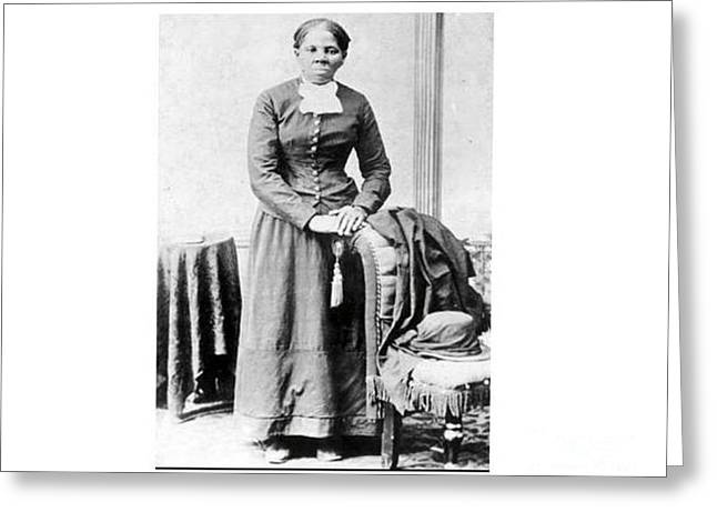 Harriet Tubman Greeting Cards - Harriet Tubman born slave provided intelligence to Union  Greeting Card by David Call