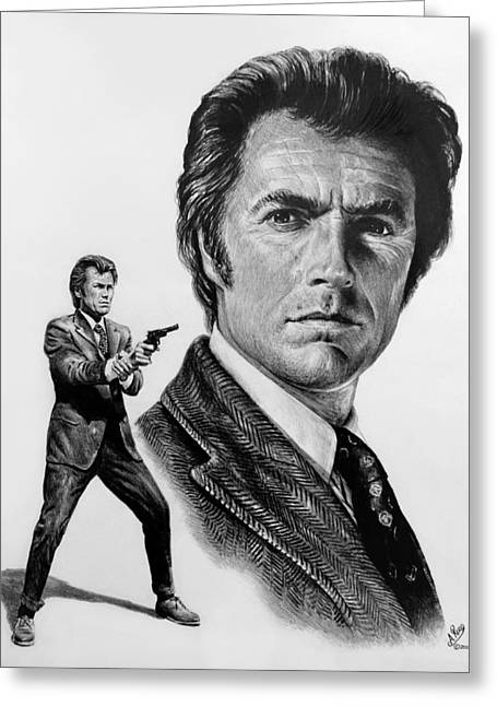 Harry Callahan Greeting Card by Andrew Read