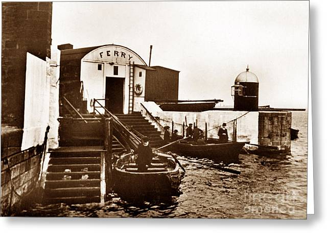 Hartlepool Greeting Cards - Hartlepool Ferry England Greeting Card by The Keasbury-Gordon Photograph Archive