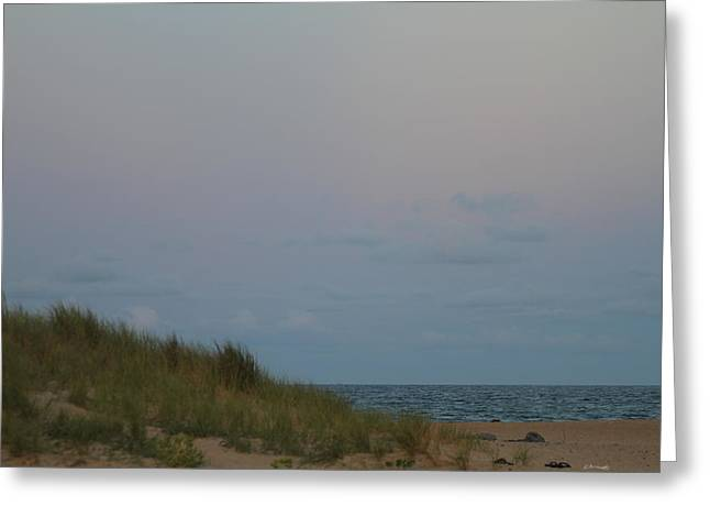 Sand Greeting Cards - Hatteras Beach 5 Greeting Card by Cathy Lindsey
