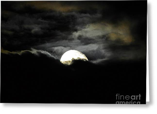 Hallows Eve Greeting Cards - Haunting Horizon 02 Greeting Card by Al Powell Photography USA