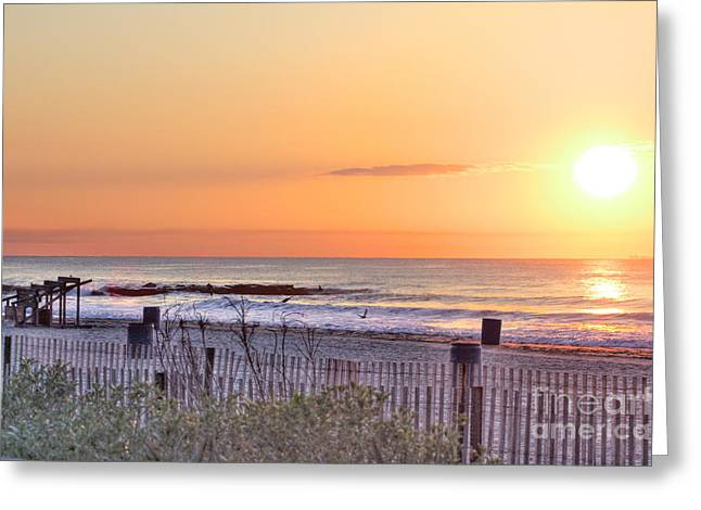 Buy Sell Photo Greeting Cards - HDR Beach Sunrise Scenic Beaches Photos Pictures Beach Photography Ocean  Picture Photo Buy Sell Greeting Card by Pictures HDR