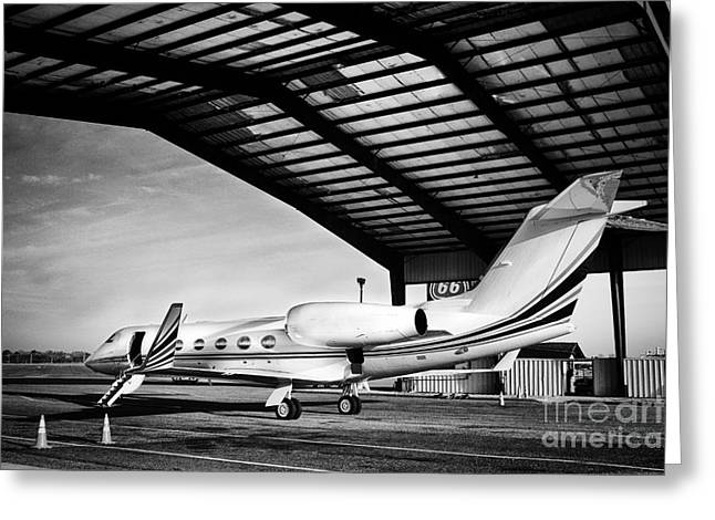 Hdr Pictures Greeting Cards - HDR Black White BW Airplane Jet Aircraft Photo Picture Photography Image Landscape Airport Art Buy Greeting Card by Pictures HDR