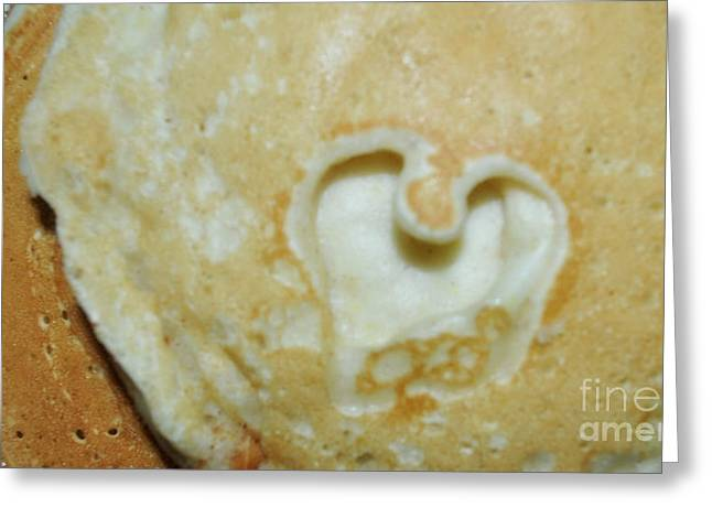 Heart cakes Greeting Card by Mindy Bench