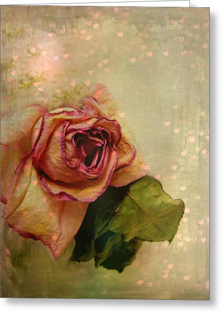 Eloquence Greeting Cards - Heart of My Heart Greeting Card by Shirley Sirois