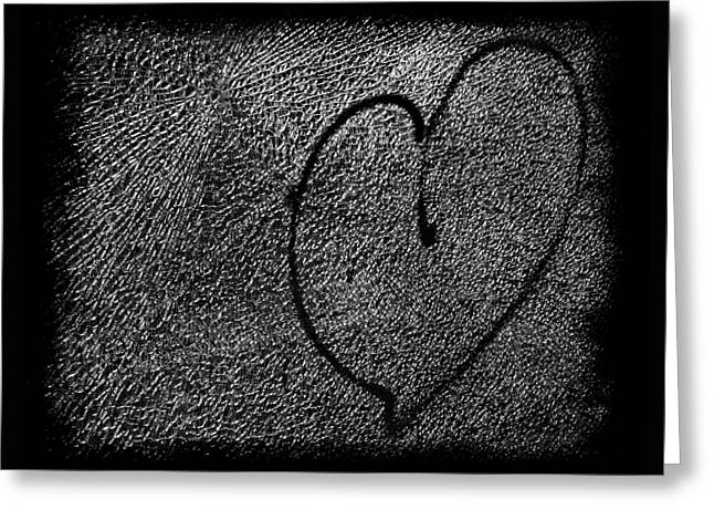 Purchase Photography Online Greeting Cards - Heart Shattered Glass Greeting Card by Steven  Michael
