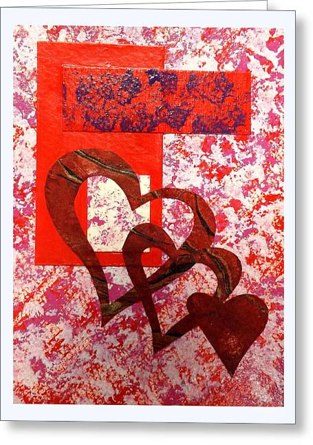 Heartfelt Greeting Cards - Heartfelt Thanks Greeting Card by Darren Robinson