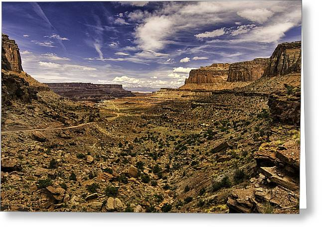 U.s. Open Photographs Greeting Cards - Heartland Greeting Card by Rick Barnard