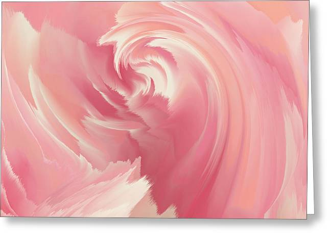 Heavenly Greeting Card by Patricia Kay