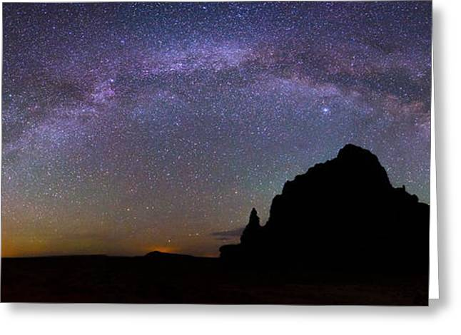 Star Valley Greeting Cards - Heavens Boulevard  Greeting Card by Dustin  LeFevre