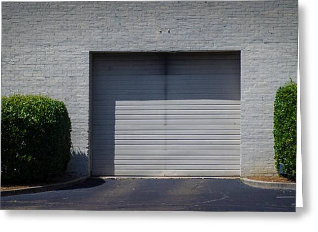 Entrance Door Greeting Cards - Hedge Your Bet Greeting Card by Jon Stephenson