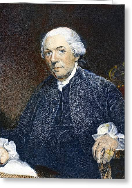 Statesman Greeting Cards - Henry Laurens (1724-1792) Greeting Card by Granger