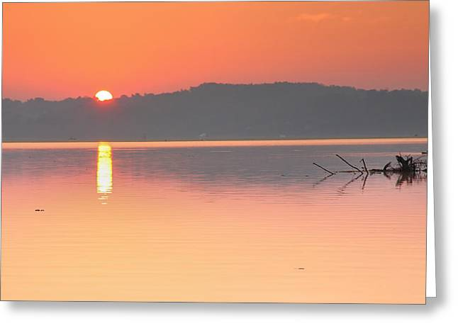 Wildlife Refuge. Greeting Cards - Here Comes The Sun Greeting Card by Steven Ainsworth