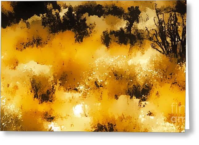 Kasha Katuwe Tent Rocks Greeting Cards - High Desert Greeting Card by Tim Richards