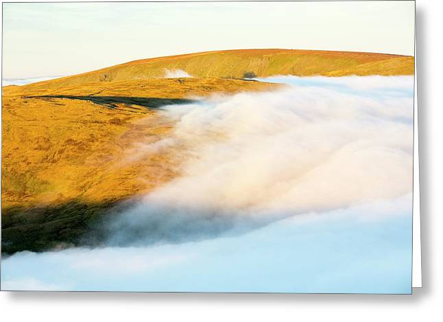 High Street From Red Screes Greeting Card by Ashley Cooper