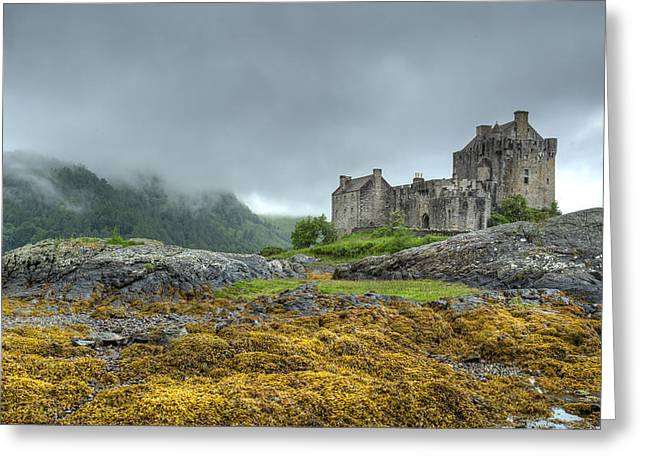 Factions Greeting Cards - Highland  Greeting Card by John Hickson
