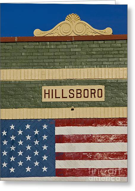 Nashville Tennessee Greeting Cards - Hillsboro Village Nashville Greeting Card by Brian Jannsen