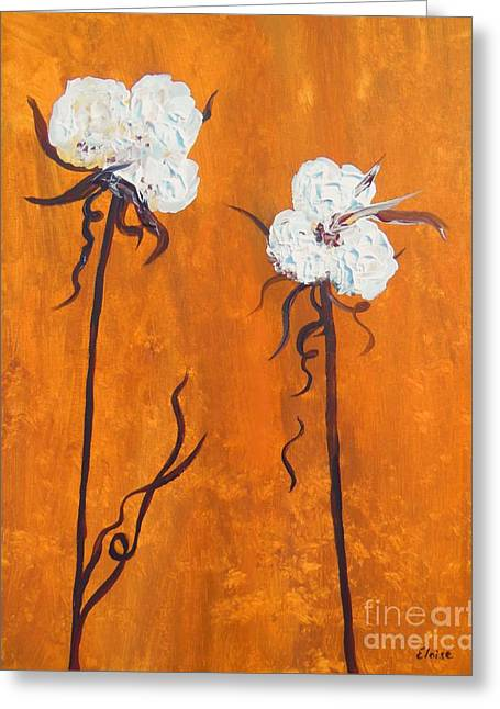 Rust Greeting Cards - His and Hers Greeting Card by Eloise Schneider
