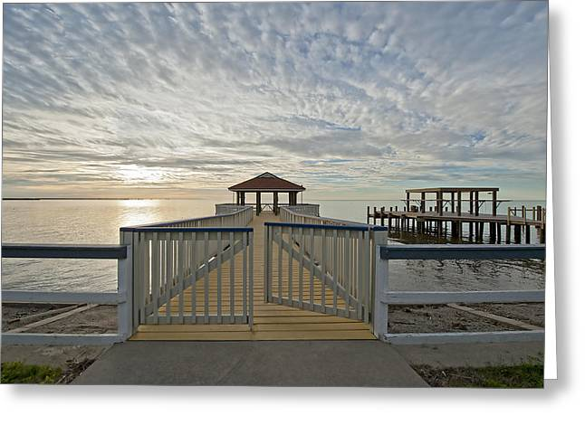 Mercies Are Fresh Each Morning Greeting Cards - His mercies begin fresh each morning Greeting Card by Bonnie Barry