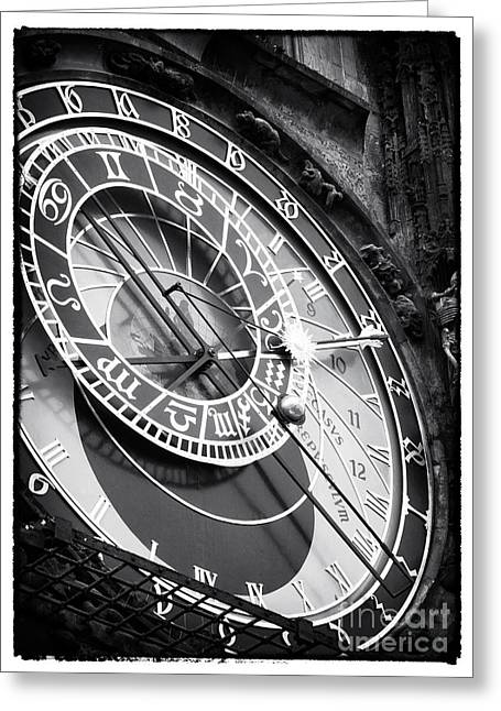Photo Art Gallery Greeting Cards - Historic Time Greeting Card by John Rizzuto