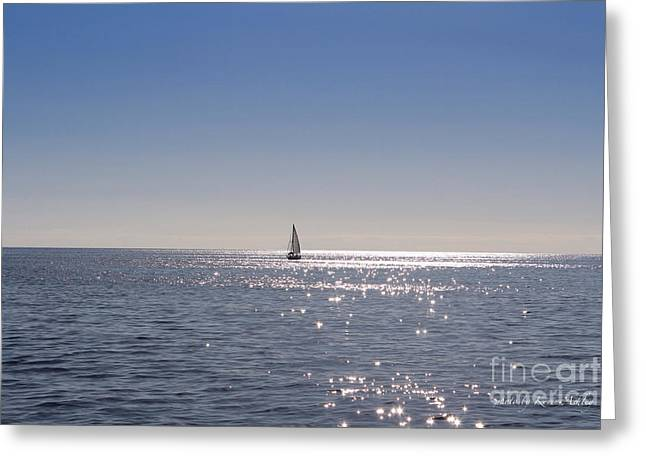 My Ocean Greeting Cards - Hold My calls Greeting Card by Kevin Ashley