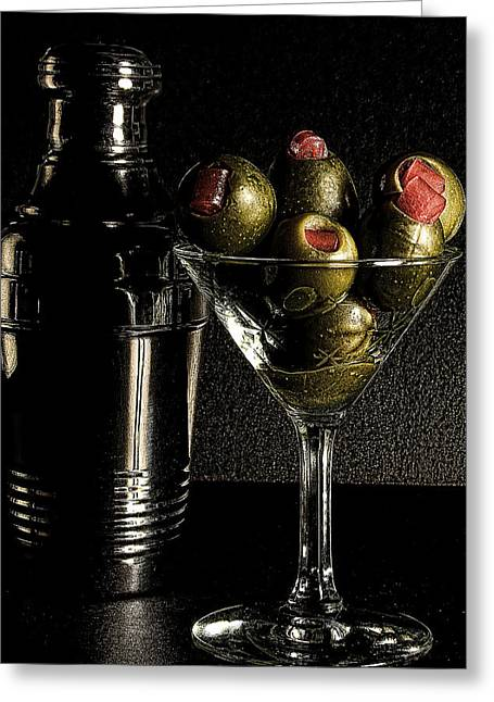 Booze Greeting Cards - Hold the Booze Greeting Card by David Patterson