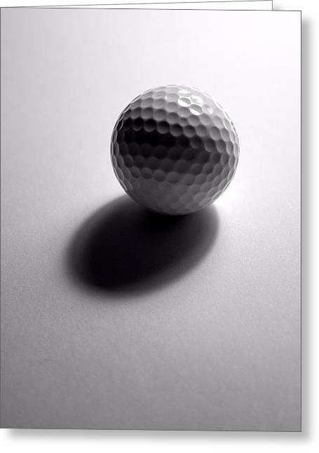 Tom Druin Greeting Cards - Hole in one Greeting Card by Tom Druin