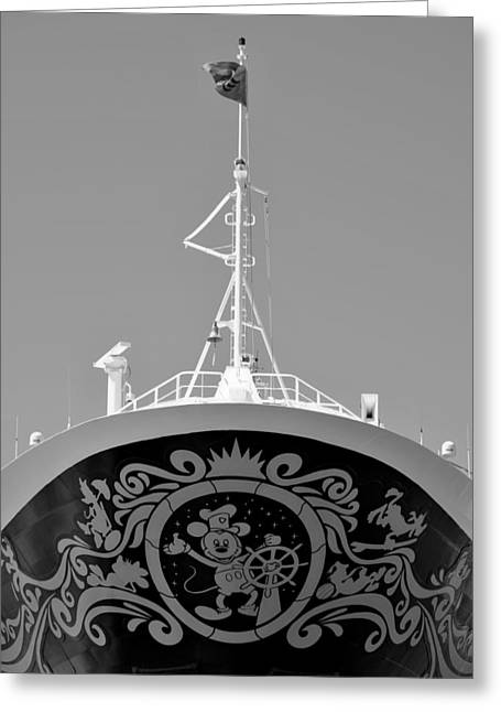 San Diego Harbor Cruise Greeting Cards - Holiday At Sea Greeting Card by See My  Photos