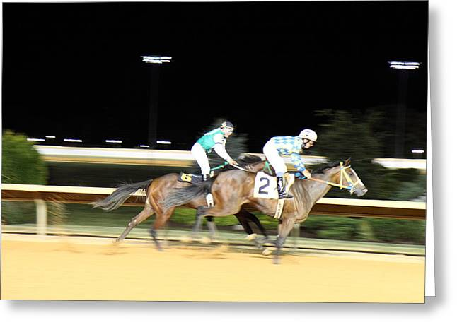 Wv Greeting Cards - Hollywood Casino at Charles Town Races - 121211 Greeting Card by DC Photographer