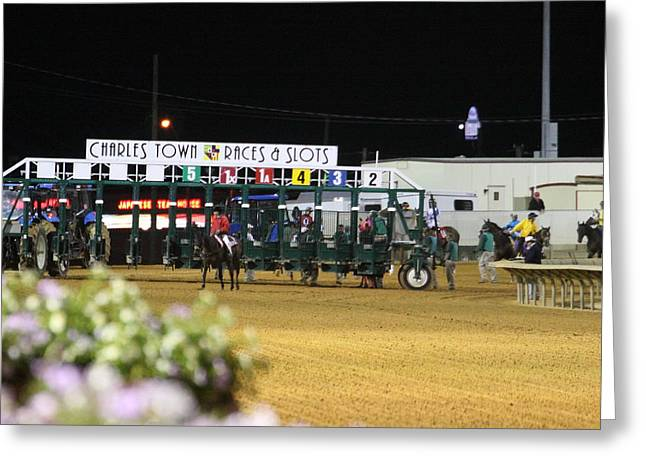 Wv Greeting Cards - Hollywood Casino at Charles Town Races - 121235 Greeting Card by DC Photographer