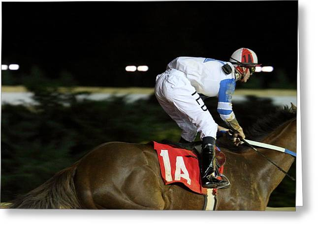 Virginia Greeting Cards - Hollywood Casino at Charles Town Races - 121261 Greeting Card by DC Photographer