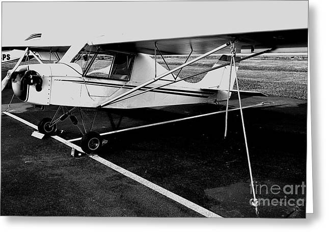 Home Built Aircraft  Greeting Card by JW Hanley