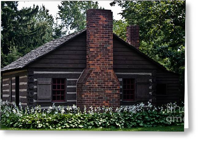 Old House Photographs Greeting Cards - Home Sweet Home Greeting Card by Joann Copeland-Paul
