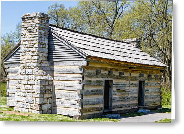 Home Of Andrew Jackson Greeting Cards - Home Too Greeting Card by Robert Hebert