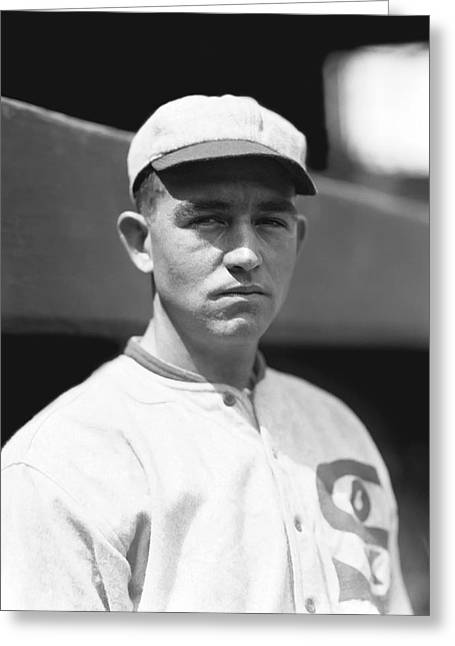 Pittsburgh Pirates Greeting Cards - Homer Blankenship Greeting Card by Retro Images Archive