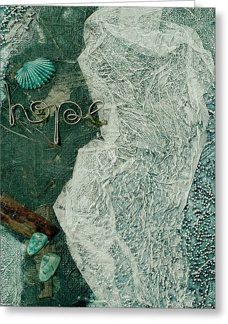 Carlynne Hershberger Greeting Cards - Hope Greeting Card by Carlynne Hershberger