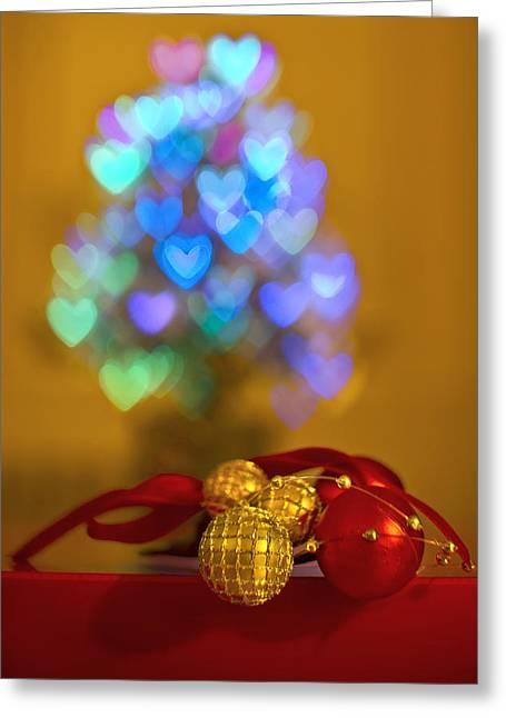 Holiday Decoration Greeting Cards - Hope Every Day Is A Happy New Year Greeting Card by Evelina Kremsdorf