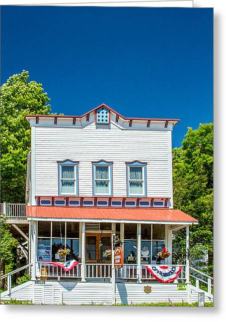 Grocery Store Greeting Cards - Horton Bay General Store II Greeting Card by Bill Gallagher