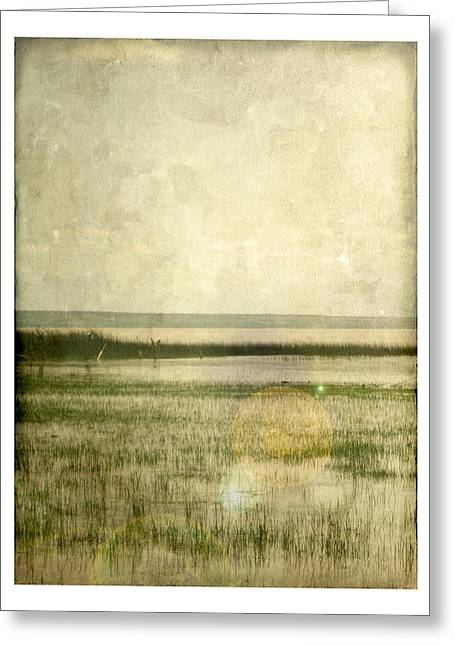 Hallucination Greeting Cards - Hot Afternoon in Langano Greeting Card by Loud Waterfall Photography Chelsea Sullens