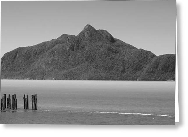 British Columbia Greeting Cards - Howe Sound Greeting Card by Aaron S Bedell