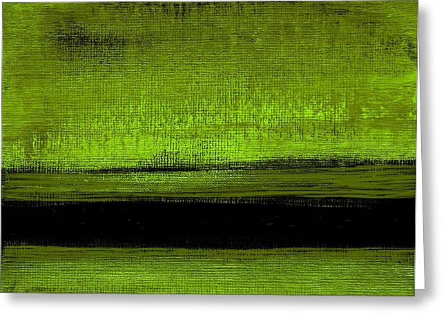 Fineartamerica Greeting Cards - Hues   Number 16 Greeting Card by Diane Strain