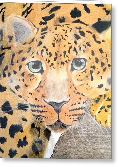 Hunting Pastels Greeting Cards - Hunting Greeting Card by Caitlin Mitchell