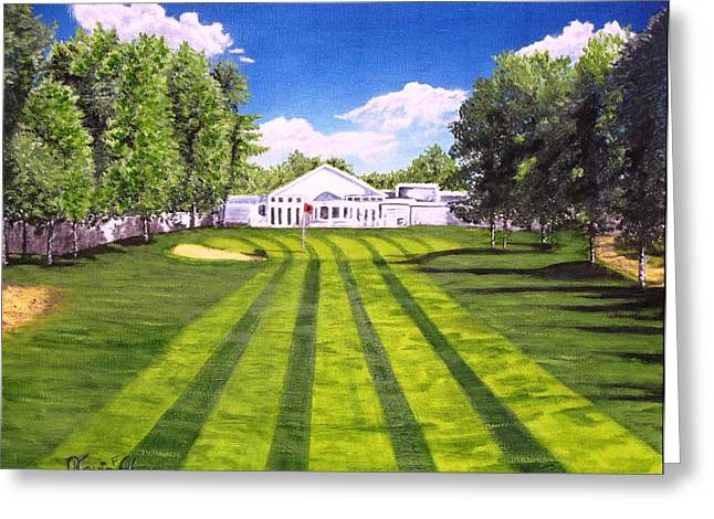 Kevin F Heuman Greeting Cards - Hurricane Andrew Memorial Greeting Card by Kevin F Heuman