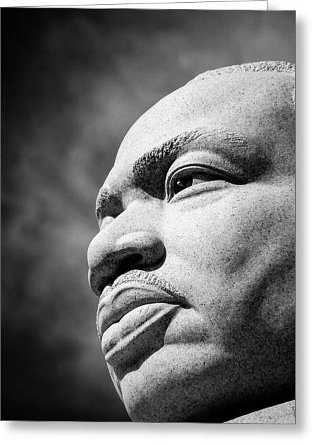 African American History Greeting Cards - I Have a Dream Greeting Card by Mountain Dreams