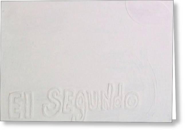 Ice-t Greeting Cards - I Left My Wallet in El Segundo Greeting Card by Lisa Piper Menkin Stegeman