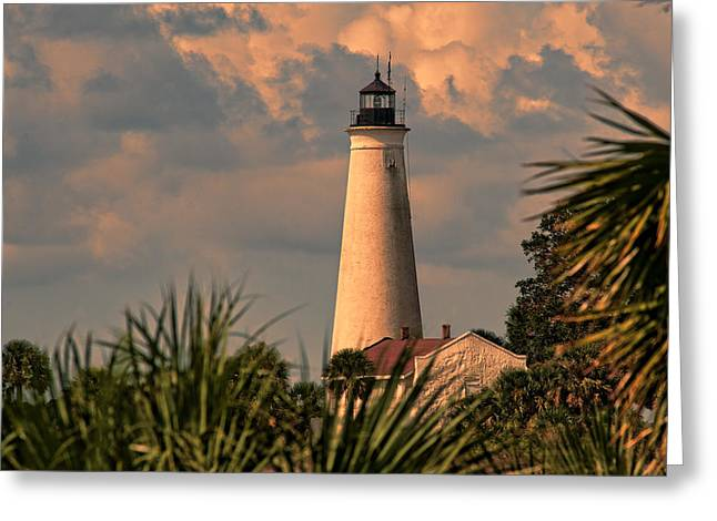 Houses Of Refuge Digital Art Greeting Cards - I See a Bad Storm Approaching Greeting Card by Frank Feliciano