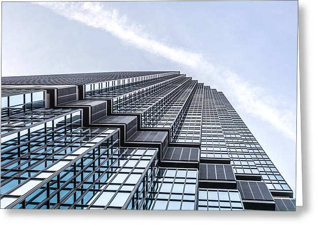 Ids Center In Minneapolis Greeting Card by Jim Hughes