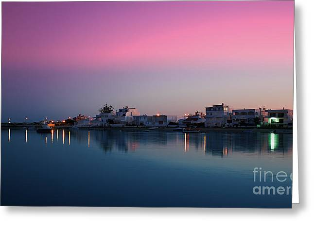 Ilha De Faro Greeting Cards - Ilha de Faro #2 Greeting Card by English Landscapes