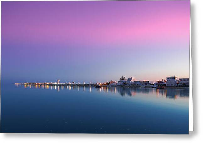 Ilha De Faro Greeting Cards - Ilha de Faro Greeting Card by English Landscapes