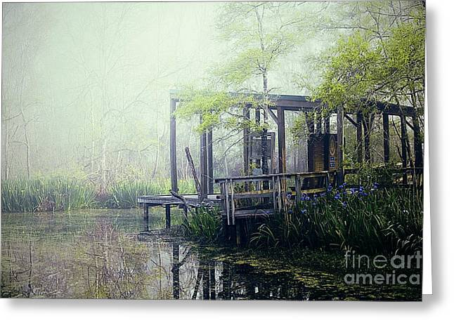 Nature Center Greeting Cards - Im Going Back Someday Greeting Card by Katya Horner